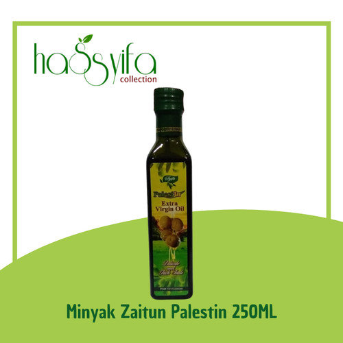 Foto Produk Minyak Zaitun Palestin Extra Virgin 250ml dari Hassyifa collection