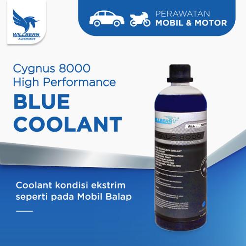 Foto Produk Willbern Cygnus 8000 High Performance Blue Coolant - 1 Liter dari WillbernOfficial