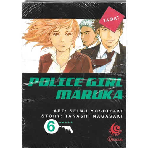 Foto Produk LC :POLICE GIRL MARUKA 1-6 -UR dari Toko Buku Uranus