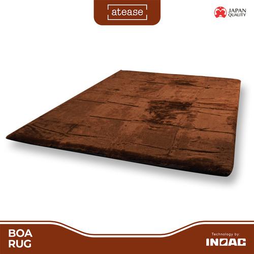 Foto Produk Aeroflow BOA RUG - FLOOR MATTRAS - by INOAC LIVING - Cokelat dari INOAC Official