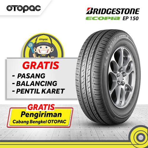 Foto Produk Ban Mobil Bridgestone 175 65 R14 Ecopia EP 150 dari OTOPAC Indonesia
