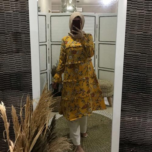 Foto Produk Tunik Fashion Wanita Muslim Terbaru Termurah | Astila Tunic dari Covering Story