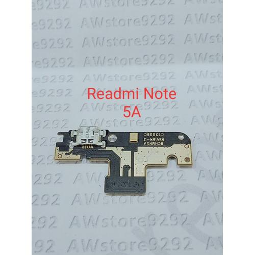 Foto Produk Flexibel Flexible Con TC Konektor Charger Xiaomi Redmi Note 5A dari LW Aksesoris