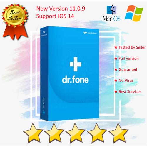 Foto Produk Dr fone Full Version Whatsapp transfer licence lisensi dr.fone drfone dari tumin