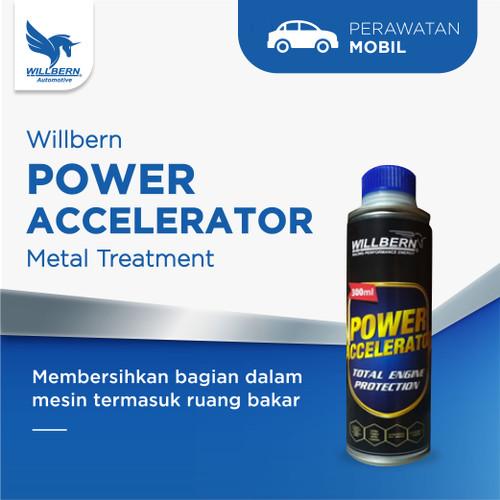 Foto Produk Willbern Power Accelerator (300ml) untuk mobil -Metal Treatment Fluids dari WillbernOfficial