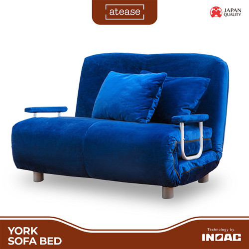 Foto Produk Sofa Bed Floor Chair YORK by ATEASE INOAC - Merah dari INOAC Official