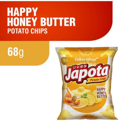 Foto Produk Keripik Kentang Japota Happy Honey Butter - 68 gr (Harga Satuan) dari M2F2 Shop