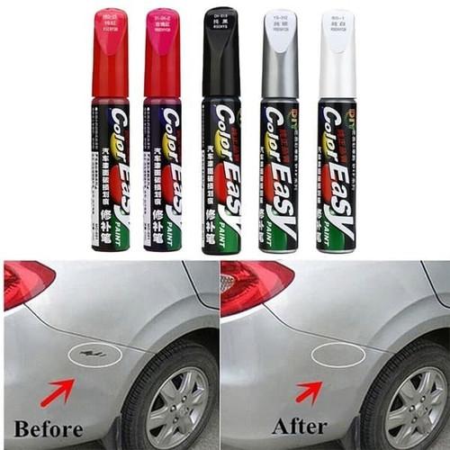 Foto Produk Spidol Penghilang Baret Lecet Cat Mobil Motor Car Paint Correction - Putih dari EClaBy