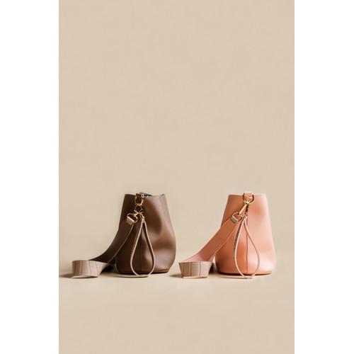 Foto Produk Lumiere Bag Sling dan Hand Bag DALMI - Pink dari Lumiere Bag