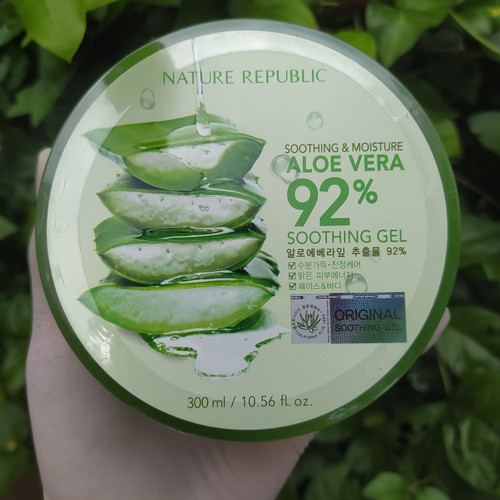 Foto Produk READY NATURE REPUBLIC ALOE VERA ORIGINAL KOREA dari glowingbodysemarang