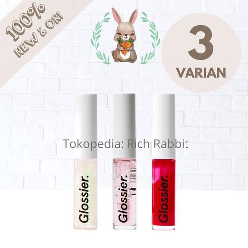 Foto Produk Glossier Lip Gloss Lipgloss RED / HOLOGRAPHIC / CLEAR - CLEAR dari Rich Rabbit
