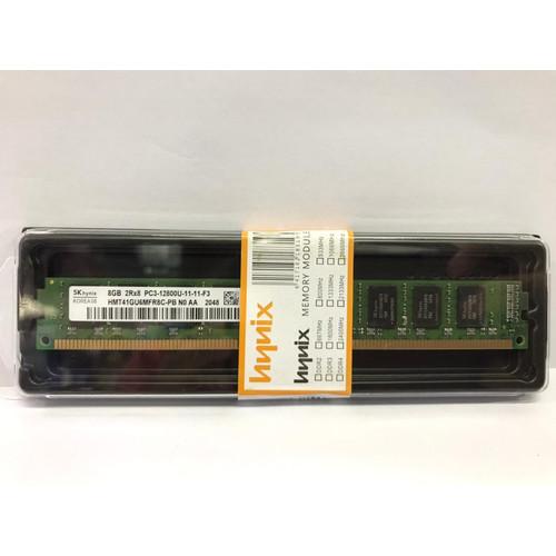 Foto Produk Memory Hynix Longdimm DDR3 8gb PC 12800 SKhynix ddr 3 8 gb dari PojokITcom Pusat IT Comp