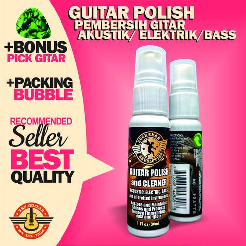 Foto Produk Guitar Polish, Pembersih body Gitar dari TokoSatuPintu
