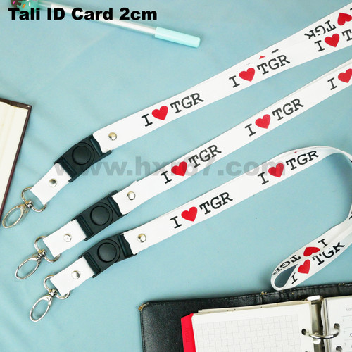 Foto Produk Oleh-Oleh Khas Tangerang Modern Tali ID Card Karyawan dan Instansi dari HNR67