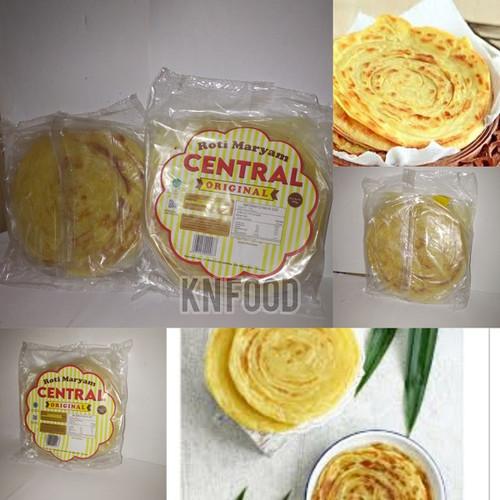 Foto Produk Roti Maryam Roti Cane - Roti Maryam - Roti Canai 1 Pack isi 5 dari Rumah kebab