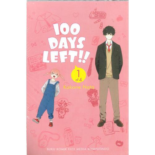 Foto Produk 100 DAYS LEFT!! 1 -UR dari Toko Buku Uranus
