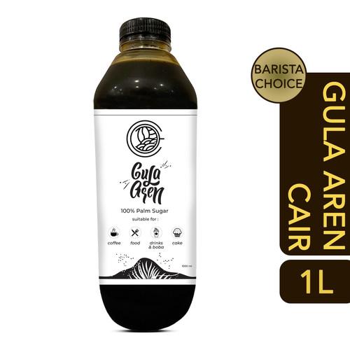 Foto Produk Gula Aren Cair 1000 ML Legit Barista Choice dari Arutala Online Co.
