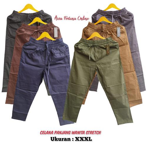 Foto Produk Celana Panjang XXXL Stretch dari Aura Fortuna Online Shop