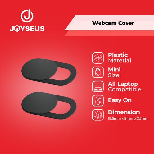 Foto Produk JY PENUTUP KAMERA / WEBCAM CAMERA COVER LAPTOP / HP - WBOT01 dari Joyseus Official Store