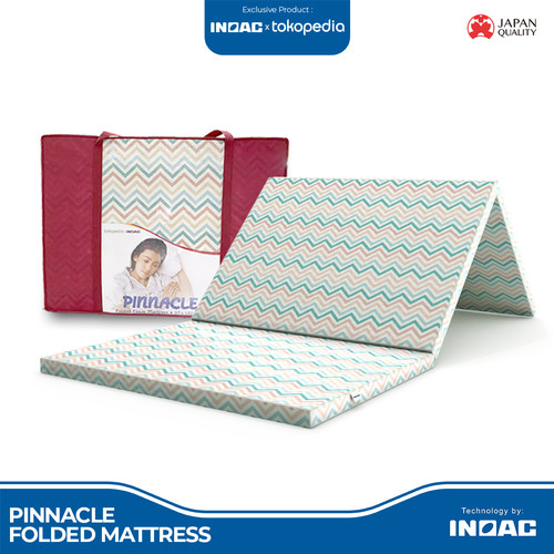 Foto Produk Folded Mattress Pinnacle INOAC + TOKOPEDIA EXCLUSIVE PRODUCT dari INOAC Official