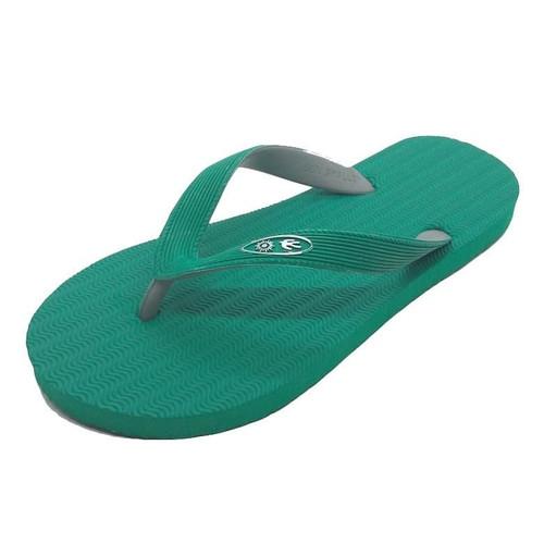 Foto Produk PAKET ISI 2 Sandal Jepit Sun Swallow Wave Khusus Size 10-10.5 - 10, Hijau dari 89stories