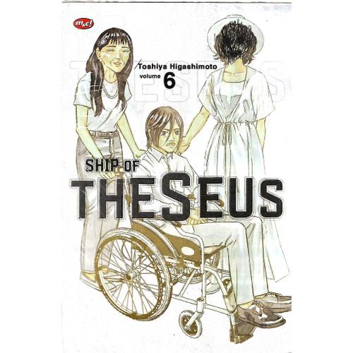 Foto Produk SHIP OF THESEUS 6 -UR dari Toko Buku Uranus