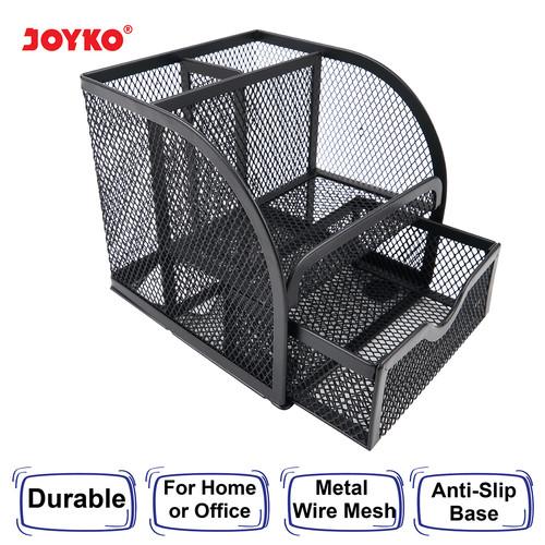 Foto Produk Desk Set / Pen Holder / Tempat Alat Tulis Jaring Jala Joyko DS-18 dari JOYKO Official