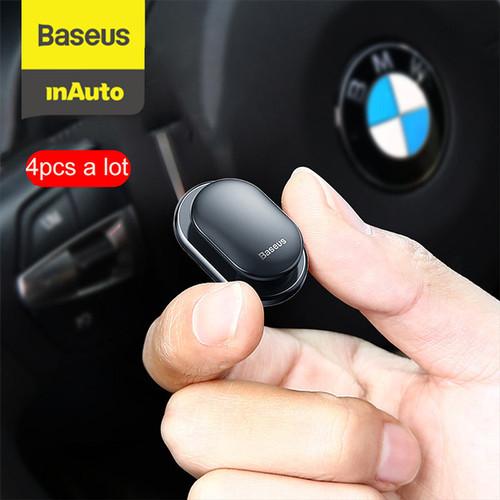 Foto Produk BASEUS VEHICLE HOOK GANTUNGAN MOBIL CAR HANGER HOLDER - Hitam dari Baseus Auto Life
