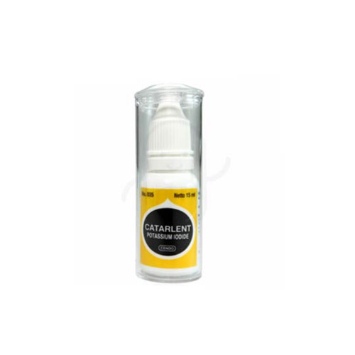 Foto Produk Cendo catarlent 15ml tetes mata dari Blooms Healthcare