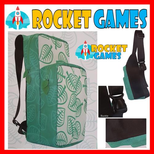 Foto Produk Sling Bag Travel Bag Adventure Pack Pikachu Nintendo Switch / Lite - ANIMAL CROSSING dari Rocket games