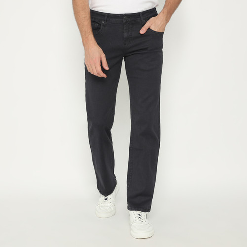 Foto Produk Papperdine 110 Dark Grey Celana Panjang Jeans Pria Denim - 34 dari Papperdine Jeans