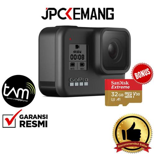 Foto Produk GoPro HERO 8 Black - Go Pro Hero 8 - GoPro Hero8 Black GARANSI RESMI dari JPCKemang