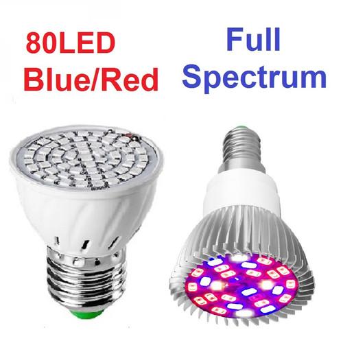 Foto Produk Lampu Cahaya Tanaman Tumbuhan Hidroponik LED Grow Light E27 220V - 8 Watt dari Rumix