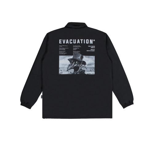 Foto Produk Dobujack Coach Jacket Evacuation Black - S dari DOBUJACK