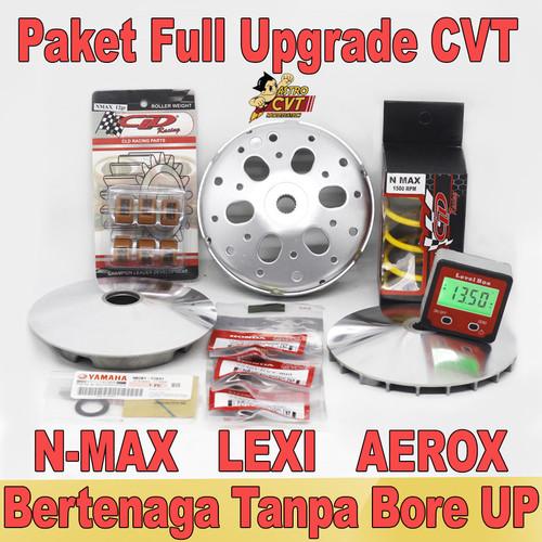 Foto Produk Full Spek CVT Upgrade NMAX AEROX 155 LEXI 125 - NMAX 2017-2021 dari astrocustom