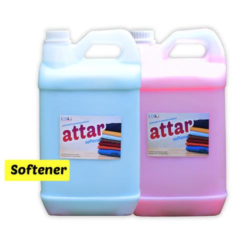 Foto Produk Softener ATTAR 5 Liter - Pelembut Pakaian Laundry - Merah Muda dari Tasneem TangSel