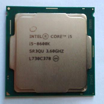 Foto Produk PROCESSOR INTEL CORE I5 8600K TRAY LGA 1151 dari iconcomp