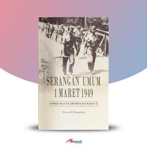 Foto Produk Buku Serangan Umum 1 Maret 1949 dari MataPadi Pressindo