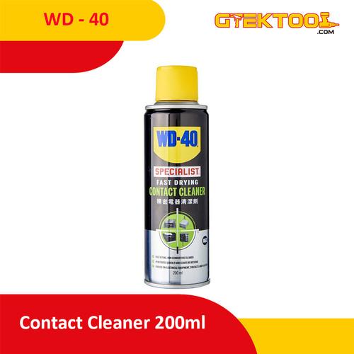 Foto Produk WD40 / WD 40 Specialist Contact Cleaner 200ml dari Gtek Tool