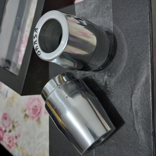 Foto Produk Jalu as roda KLX merk Obasa - Silver dari Lapak Anasuka