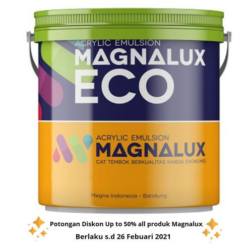Foto Produk Setara Vinilex, Cat Tembok Magnalux Eco 5Kg dari Cat Magnalux
