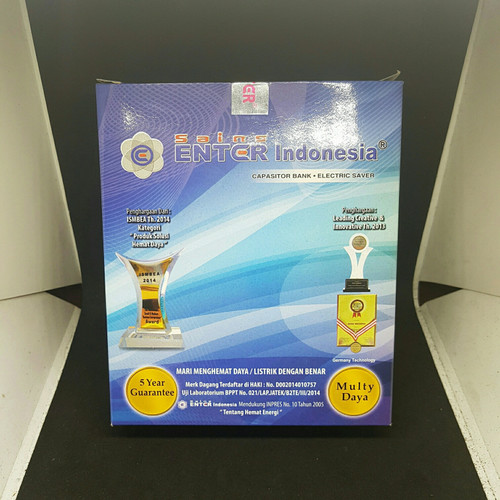 Foto Produk Alat Penghemat Listrik Sampai 40%, merk ENTER SAINS INDONESIA dari UAV