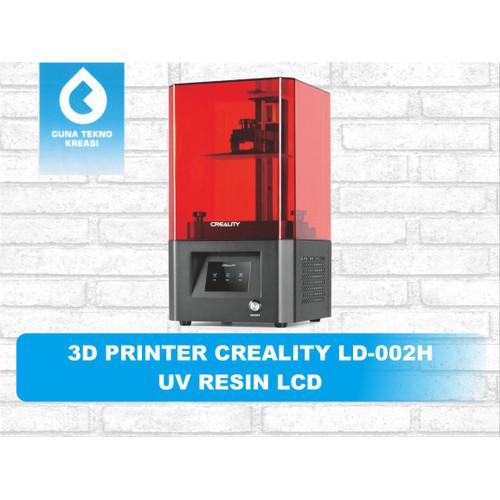 Foto Produk 3D Printer Creality LD-002H UV Resin LCD dari Gunatek 3D Printer