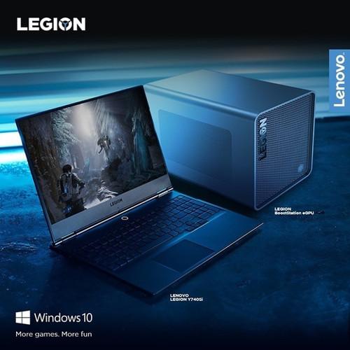 Foto Produk LENOVO LEGION Y740Si 15IMH-00ID + External GPU Dock dari ITGARAGEID