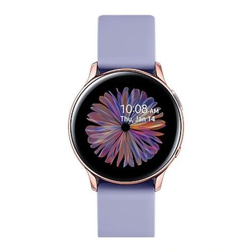 Foto Produk Galaxy Watch Active 2 40mm - Alum Violet dari Samsung Mobile Indonesia