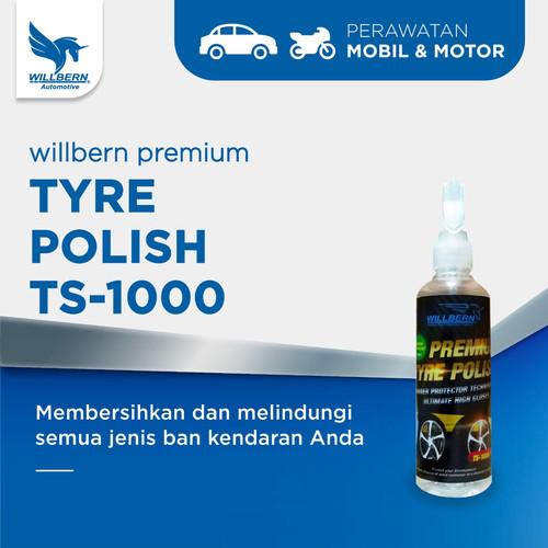 Foto Produk Willbern TS-1000 Tyre Polish Premium (250ml) dari WillbernOfficial