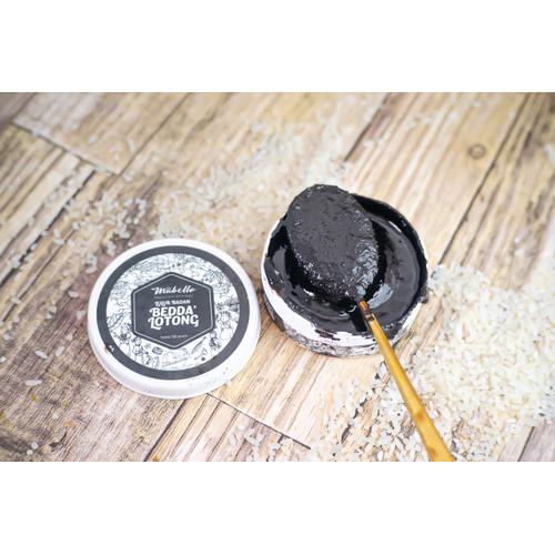 Foto Produk Mabello lulur bedda lotong lulur hitam BPOM & HALAL cerah permanen - 100 gram dari mabellogrosir