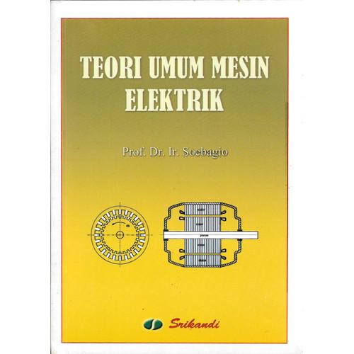 Foto Produk TEORI UMUM MESIN ELEKTRIK -UR dari Toko Buku Uranus