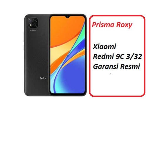 Foto Produk Xiaomi Redmi 9C 3/32 Garansi Resmi TAM - Biru dari PRISMA ROXY