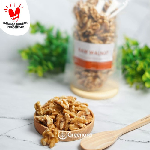 Foto Produk Raw Walnut 100gr dari Greenara